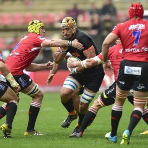 Lions derrotó a Jaguares en Johannesburgo