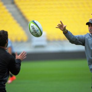 """""""No queremos jugar un rugby donde el único objetivo sea ganar"""""""