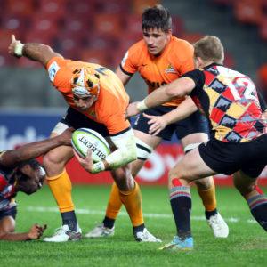 Caída de Jaguares en Port Elizabeth