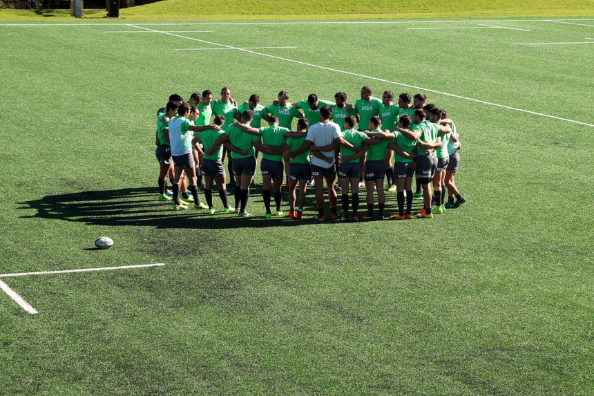 Las fotos del Captain´s Run previo a Waratahs