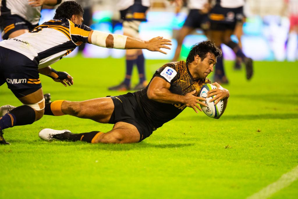Jaguares derrotaron a  Brumbies